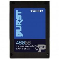 "Patriot Burst 480GB 2.5"" SATA III SSD"