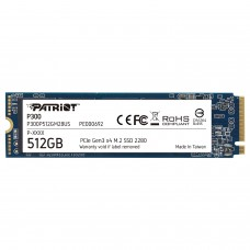 Patriot P300 M.2 PCIe Gen 3 x4 512GB SSD