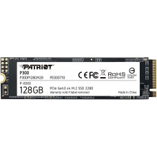 Patriot P300 M.2 PCIe Gen 3 x4 128GB SSD