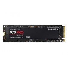 Samsung 970 PRO 512GB NVMe PCIe M.2 2280 SSD