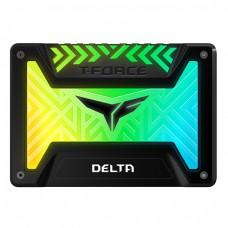 """TEAM T-FORCE DELTA RGB 500GB 2.5"""" SATA3 SSD"""