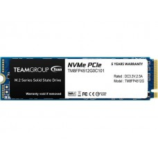 Team MP34 512GB M.2 2280 PCIe SSD