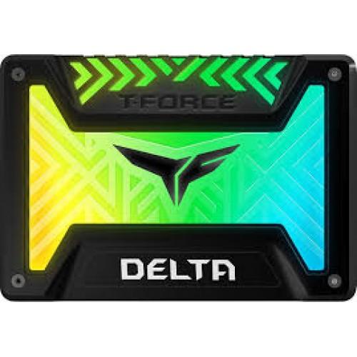 """Team T-Force Delta 2.5""""  SATA3 250GB RGB SSD"""