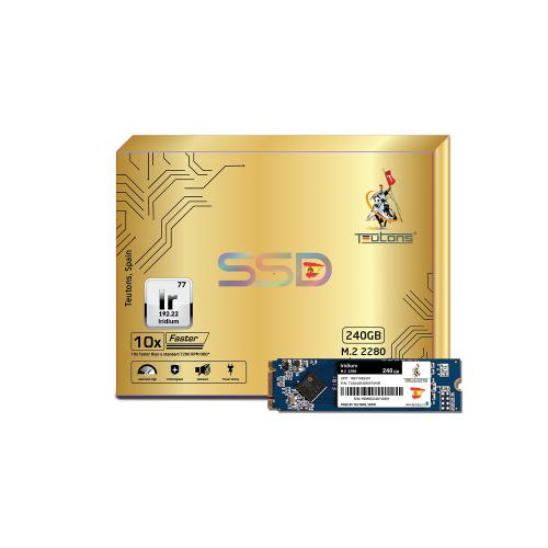 TEUTONS 240GB M.2 SSD
