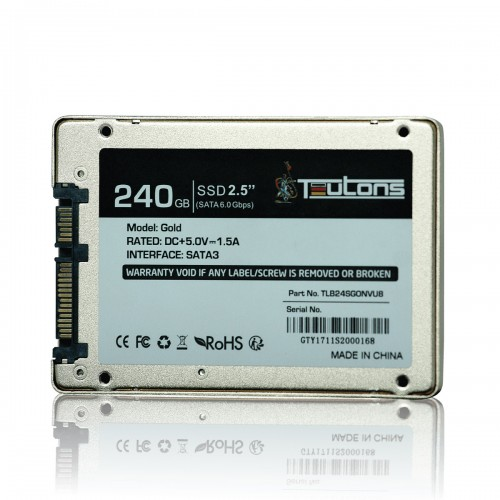 TEUTONS SSD Gold 240GB