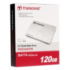 "Transcend SSD220S 2.5"" SSD SATA III 6Gb/s Internal 120GB SSD"