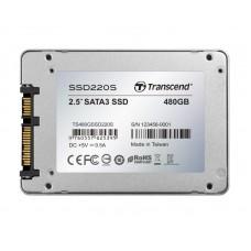 """Transcend SSD220S 2.5"""" 480GB SSD"""