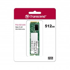 TRANSCEND 512GB 220S NVME PCIE M.2 SSD