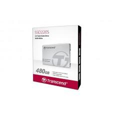 """Transcend SSD220S 2.5"""" SSD SATA III 6Gb/s Internal 480GB SSD"""