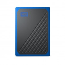 Western Digital My Passport Go Cobalt 500GB External SSD
