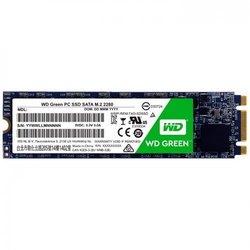 Western Digital 240 GB M.2 SSD