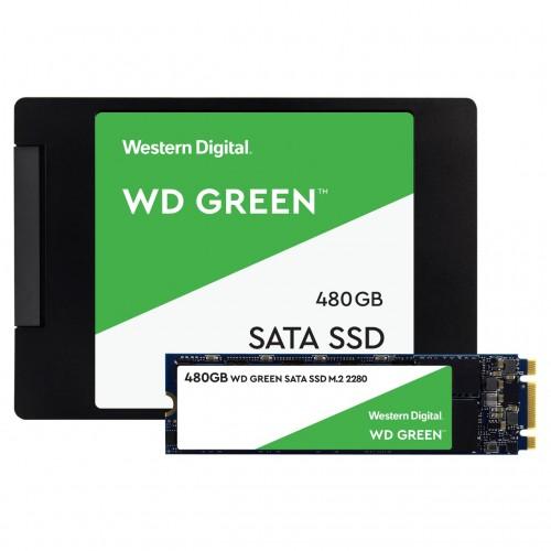 Western Digital Green 480GB M.2 SATA SSD