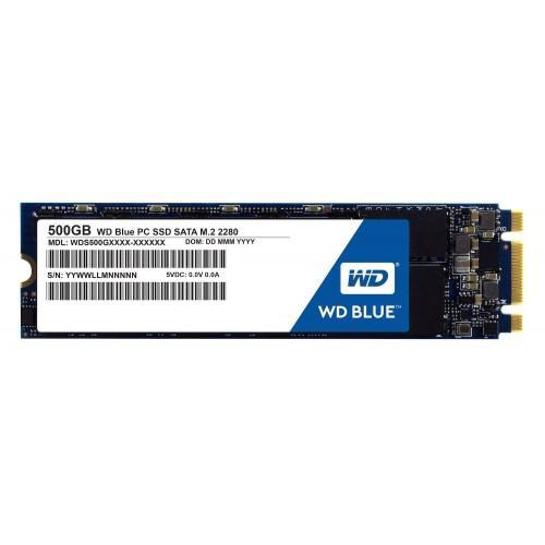 Western Digital 500 GB M.2 SSD Blue