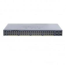 Cisco Catalyst 2960-X 48 Port LAN Lite Switch