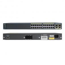 Cisco Catalyst 2960 Plus 24 PortLAN Switch