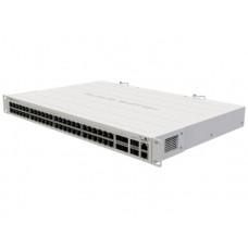 Mikrotik CRS354-48G-4S+2Q+RM 48 Port Rackmount Switch