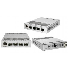 Mikrotik CRS305-1G-4S+IN Single Gigabit Ethernet port Switch