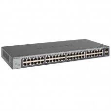 Netgear GS750E 48-port ProSafe Gigabit Smart Managed Plus Switch (2SFP)