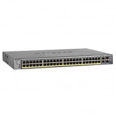 Netgear M4100 50‐Port 50G PoE+ and 4xSFP Managed Switch