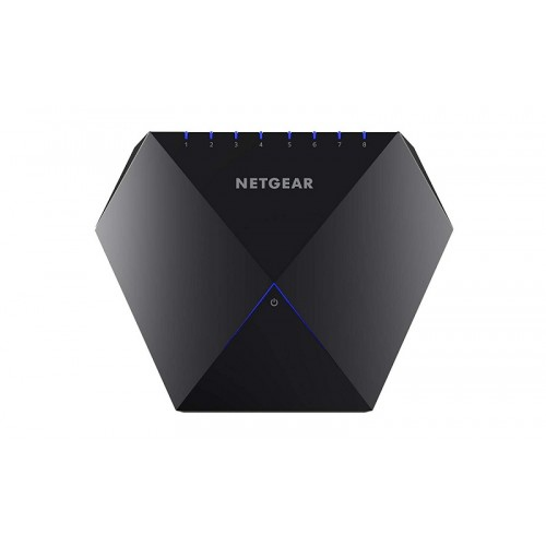 Netgear Nighthawk GS808E Gaming & 4K UHD Streaming Advanced 8-Port Gigabit Ethernet Switch