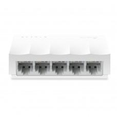 TP-Link LS1005 5-Port 10/100Mbps Desktop Network Switch