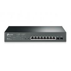 Tp-Link T1500G-10MPS Jet Stream 8 Port Switch