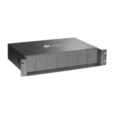 TP-Link TL-MC1400 14-Slot Rackmount Chassis For Media Conversion Network