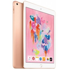 Apple iPad MRM22X/A with Wi-Fi and Cellular, 128GB, Gold