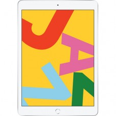 Apple iPad 10.2 Inch, 32GB, 7th Gen, 2.3GHz with Wi-Fi (MW752LL/A) Silver (Late 2019)