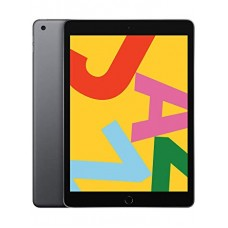 Apple iPad 10.2 Inch, 128GB with Wi-Fi (MW772LL/A) Space Gray (Late 2019)