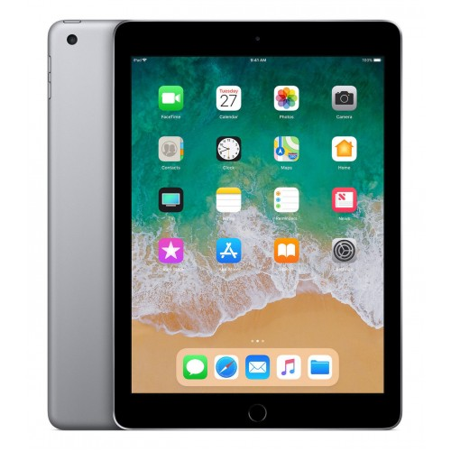 "Apple iPad 9.7"" Wi-Fi + Cellular 32GB Space Gray (MR6V2LL-MR6R2LL/A) Latest Model"