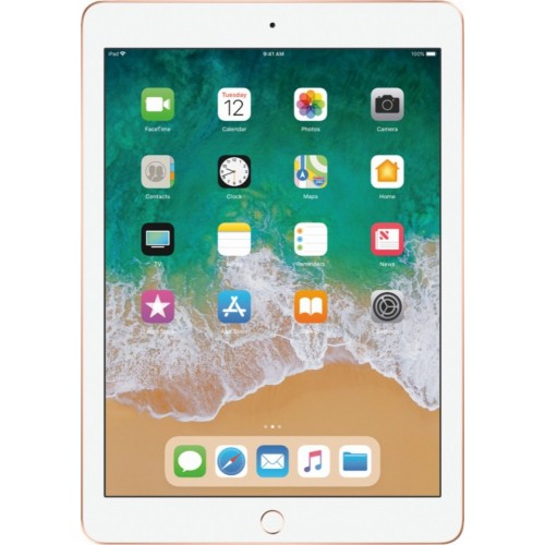 "Apple iPad 9.7"" MRJN2LL/A Wi-Fi 32GB Gold Latest Model"