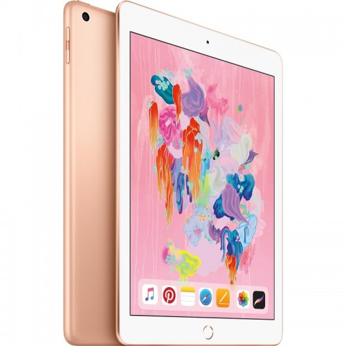 "Apple iPad 9.7"" Wi-Fi + Cellular 32GB Gold (MRM52LL/A) Latest Model"