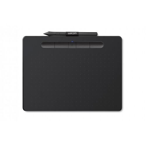 Wacom CTL-4100WL/K0-CX Intuos Small Bluetooth Dimensions 20 x 16 x 0.9 Cm Pen Graphics  Tablet