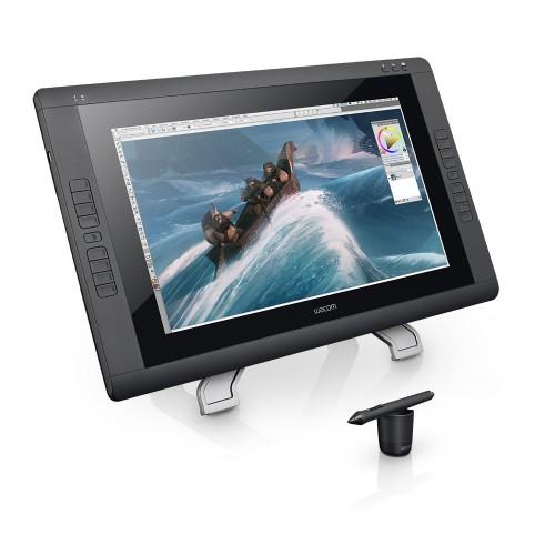 Wacom DTK-2200/K0-CA CINTIQ 22HD PEN Graphic Tablet