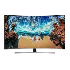 "Samsung NU8500 55"" Premium UHD 4K Curved Smart LED TV"