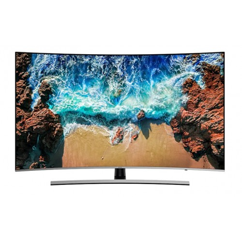 "Samsung NU8500 55"" Premium UHD 4K Curved Smart LED TV"