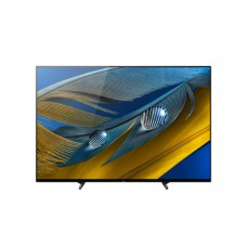 """Sony Bravia XR 55A80J 55"""" 4K Ultra HD Android Smart OLED Alexa Compatible Google TV"""