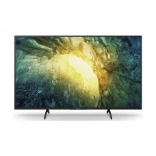 "Sony KD-49X7500H 49"" Slim 4K Ultra HD Smart Android LED TV"