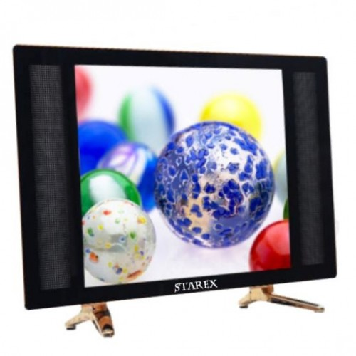 "Starex 19"" GW Wide Double Glass Led TV Monitor"