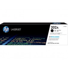 HP 202A Black Original LaserJet Toner Cartridge