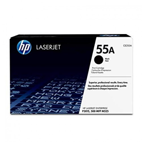 HP 55A Toner (For LJP3015, P3015N)