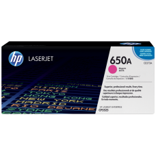 HP 650A Magenta Original LaserJet Toner