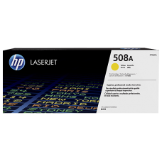 HP 508A Yellow Original LaserJet Toner