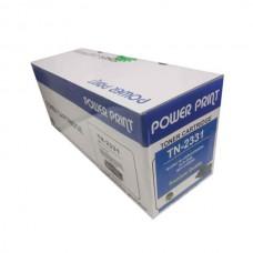 Power Print TN-2331 Toner Black