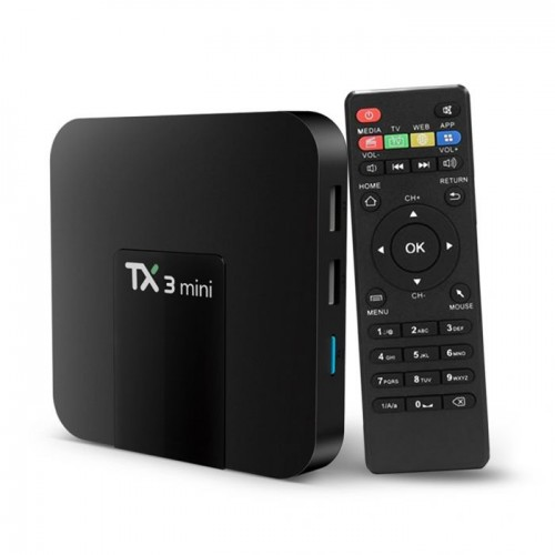 TX3 Mini-A Android 7.1 2GB RAM 16GB ROM TV Box