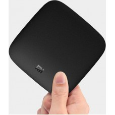 Mi Box 4K Android TV With Bluetooth voice remote included