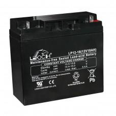 Leoch LP12-18 (12V 18Ah) Sealed Lead Acid Battery