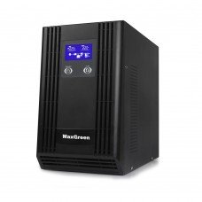 MaxGreen 2KVA Online UPS Long Backup (72V)