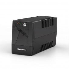 MaxGreen 650VA Gold UPS